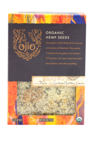 Ojio Organic Hemp Seeds photo