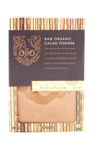 Ojio Raw Organic Cacao Powder photo