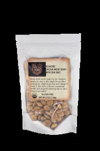 Ojio Roasted Sacha Inchi Seeds With Sea Salt photo